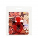 Vibro ring - Jelly Turtle